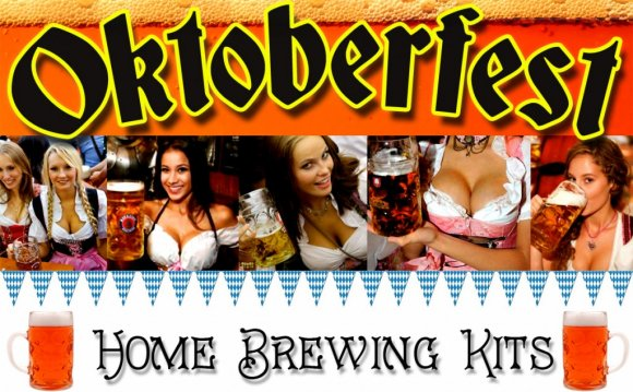 Oktoberfest is almost here