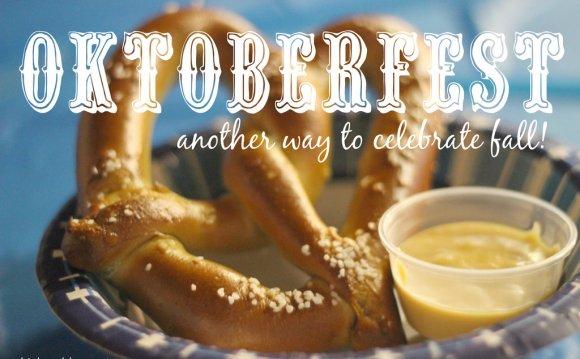 Oktoberfest: a yummy way to