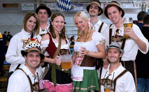 Frankenmuth Oktoberfest 2016
