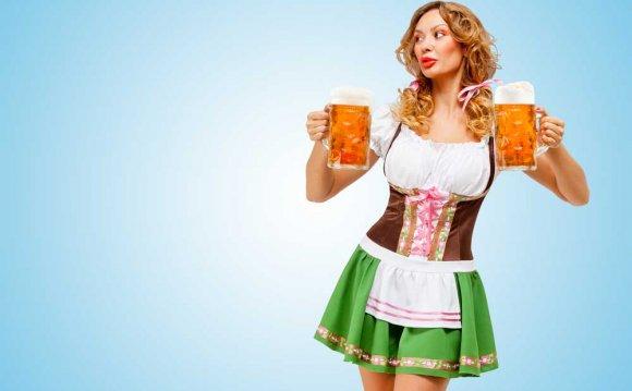 Women s Oktoberfest Costume