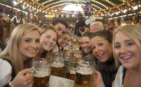 Oktoberfest Party Germany