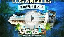Groove Cruise Los Angeles Announce Dates For Second Voyage